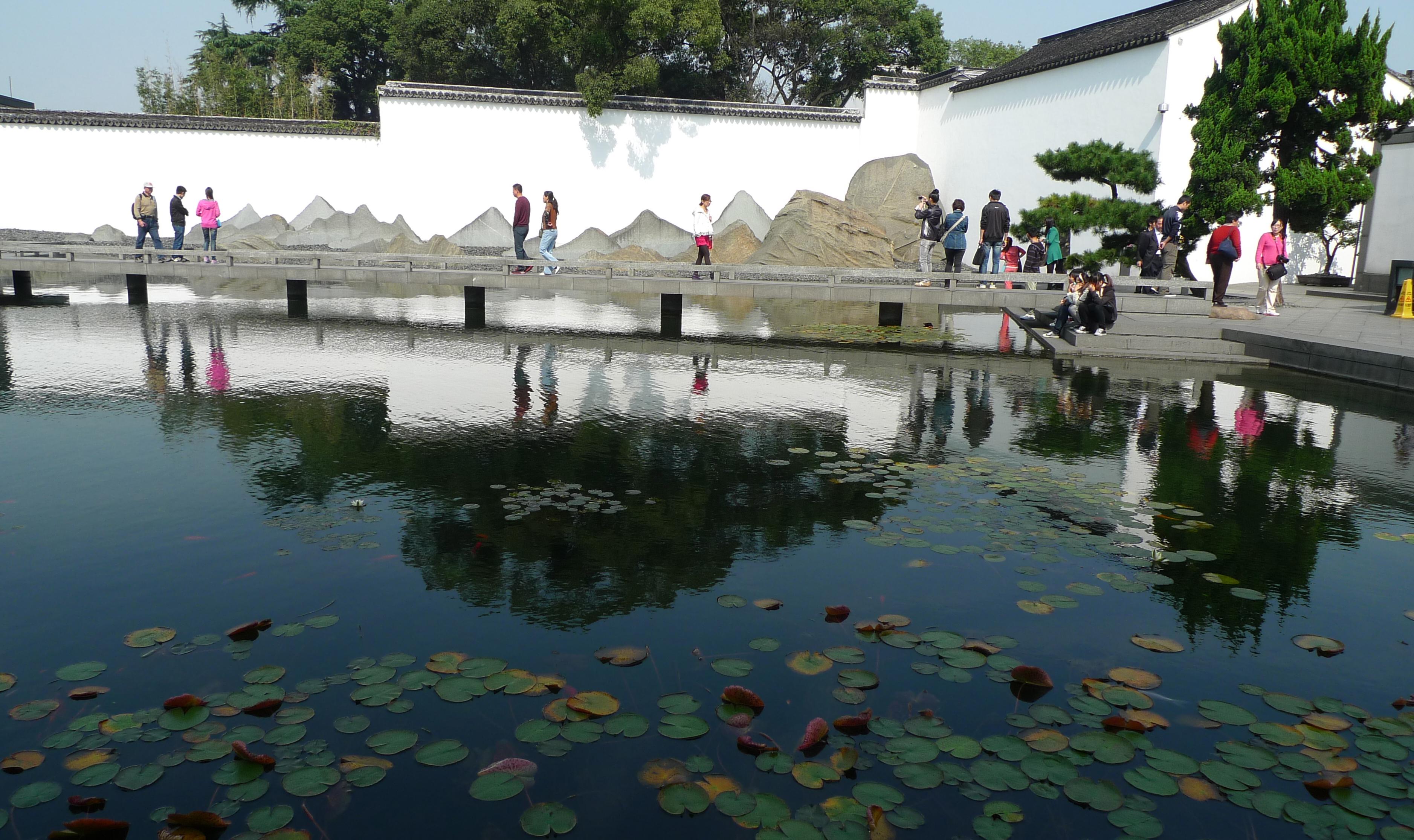 Suzhou Museum A Conscious Appetite